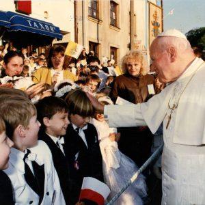 Bp. Karol Wojtyła