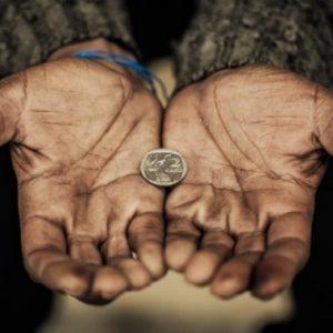 Wartości pieniędzy w niebie