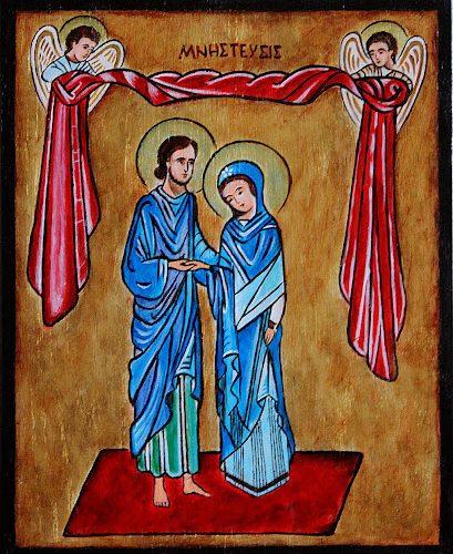 Św. Józef – Oblubieniec Bogarodzicy