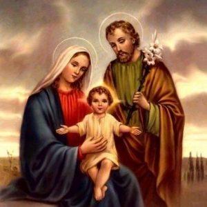 św. Józef – Głowo Najświętszej Rodziny