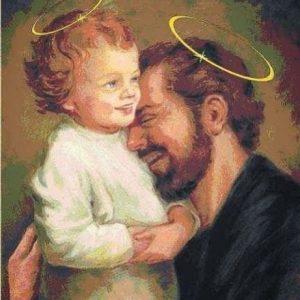 św. Józef – Troskliwy Obrońca Chrystusa