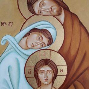 św. Józef – Ozdoba życia rodzinnego