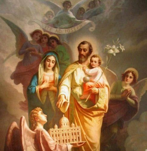 św. Józef – opiekun Kościoła świętego